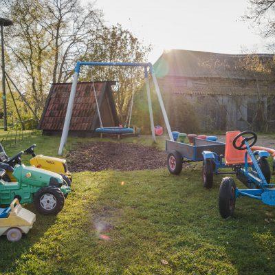 Speeltuin Kids Vakantiepark De Toffe Peer